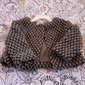 Genuine kids from OshKosh sweater jacket